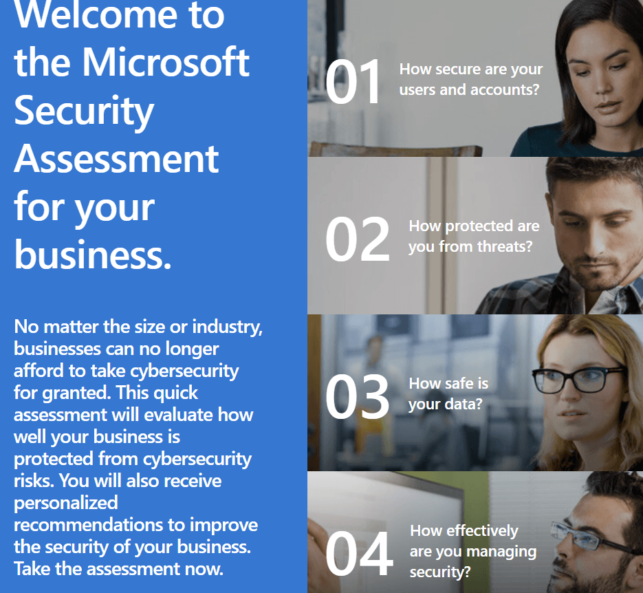 Microsoft Security Assessment
