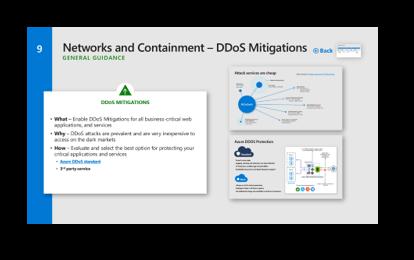 Choose DDoS Mitigation for Critical Apps