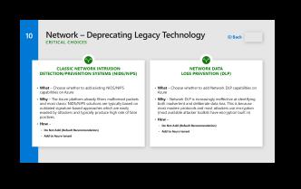 Consider Retiring Legacy Classic Technology